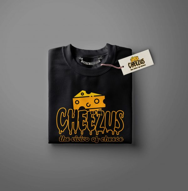 black cheezus tshirt