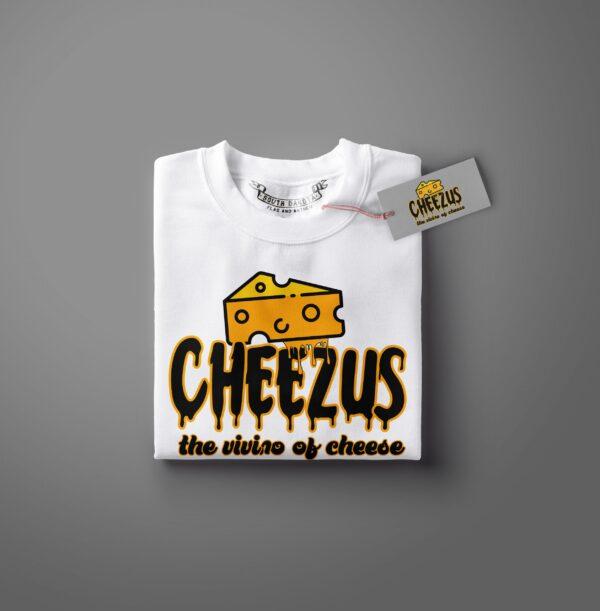 white cheezus tshirt