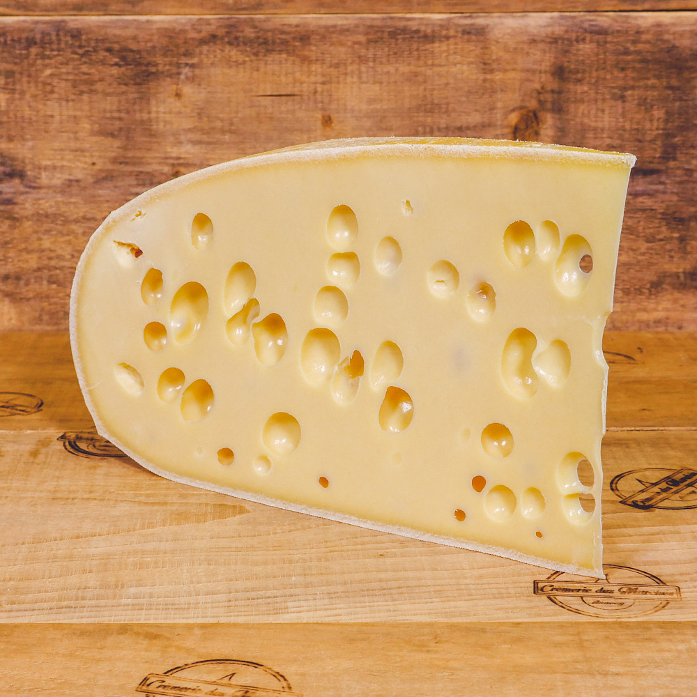 cheezus emmental holes in cheese